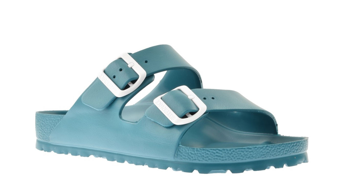 the best attitude 1c9cb 63346 Birkenstock Arizona EVA Turquoise W