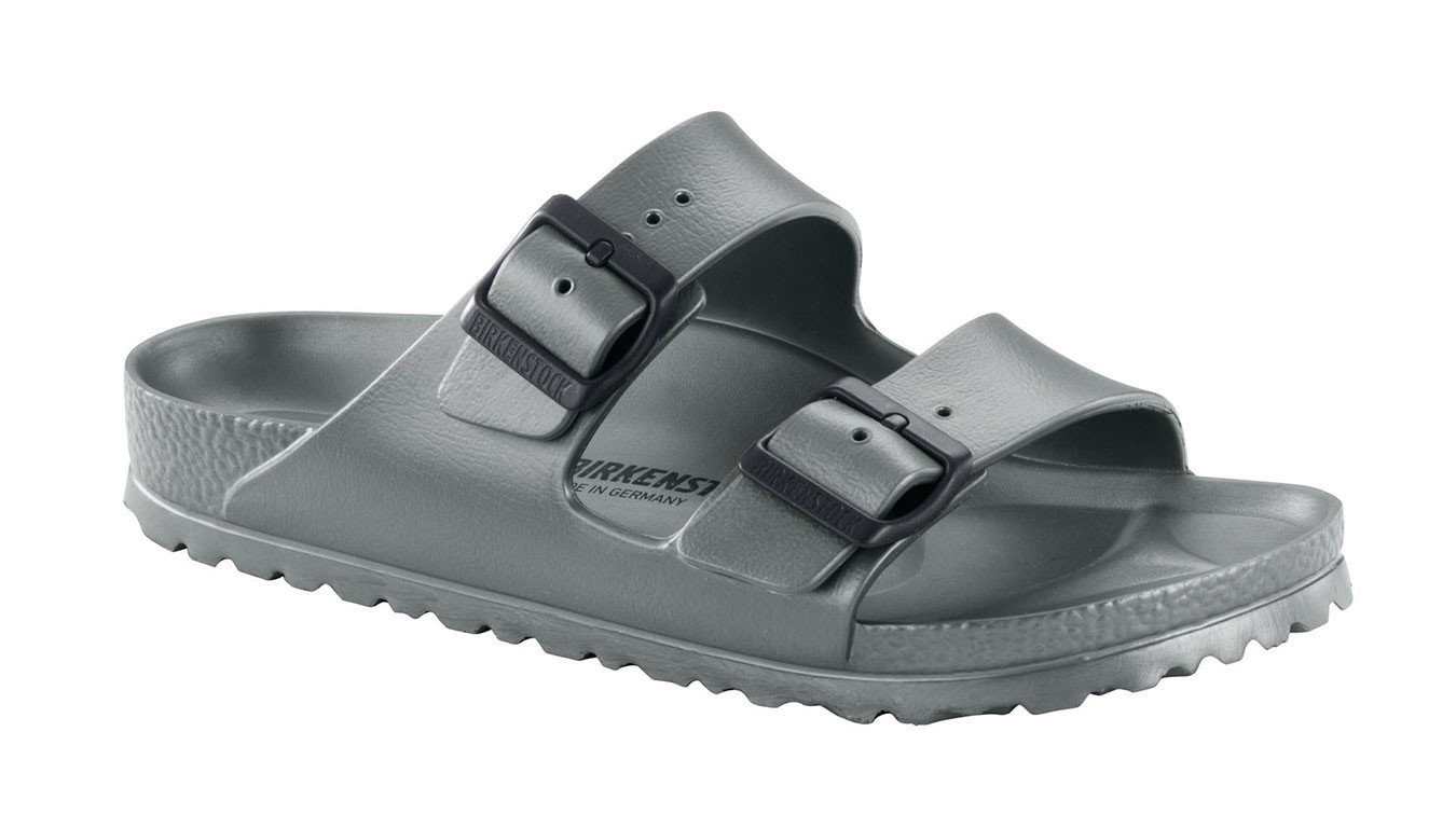 newest 052ef 4ac65 Birkenstock Arizona EVA Seal Gray M