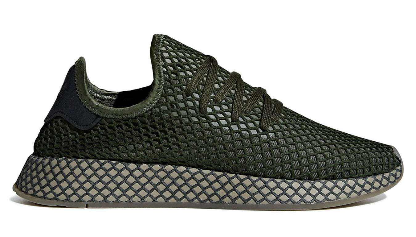 adidas Deerupt Runner Base Green