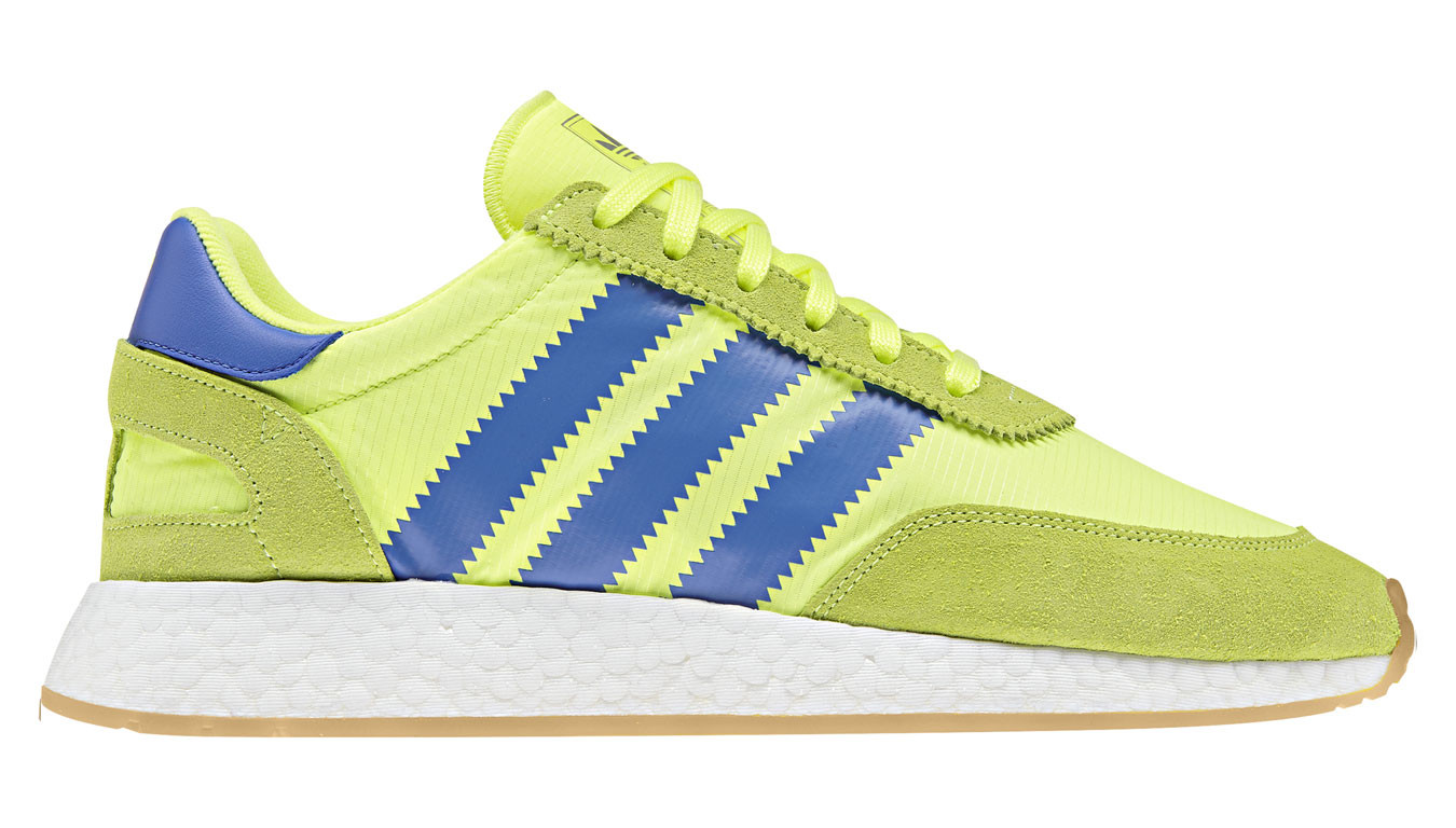 adidas I-5923 Hi-Res Yellow