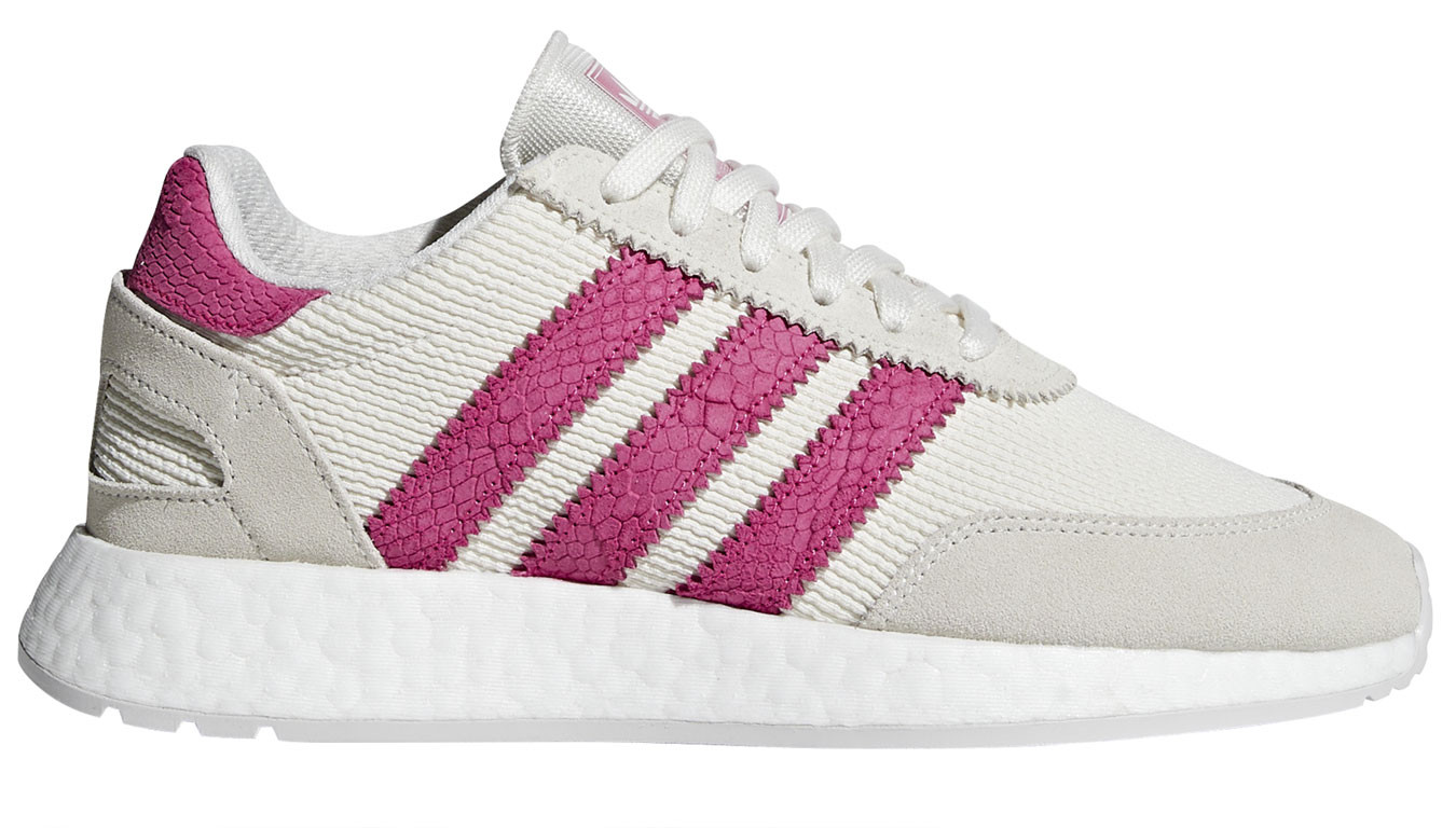 adidas I-5923 Off White Shock Pink