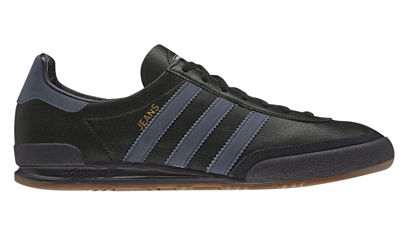 Adidas originals jeans sneakers basse greyonixcore black