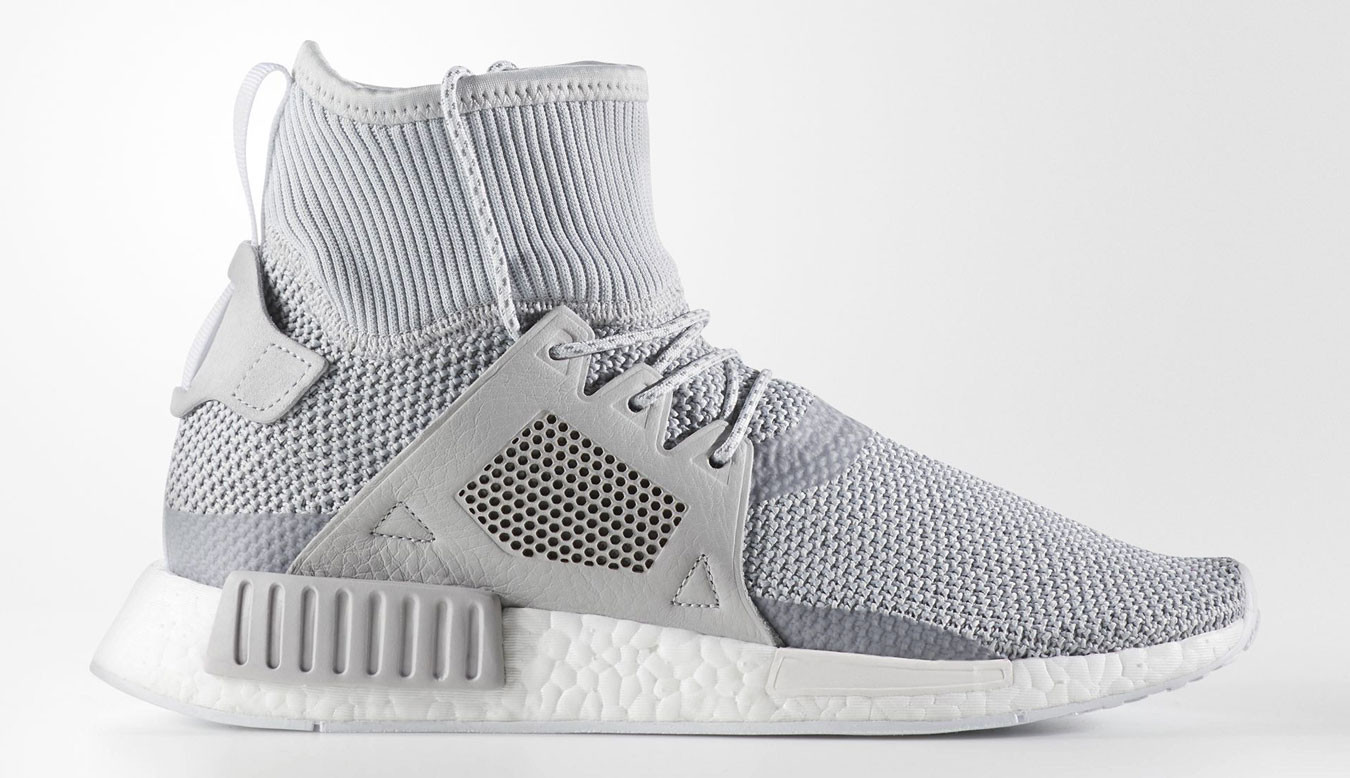 adidas NMD XR1 Winter Triple Grey