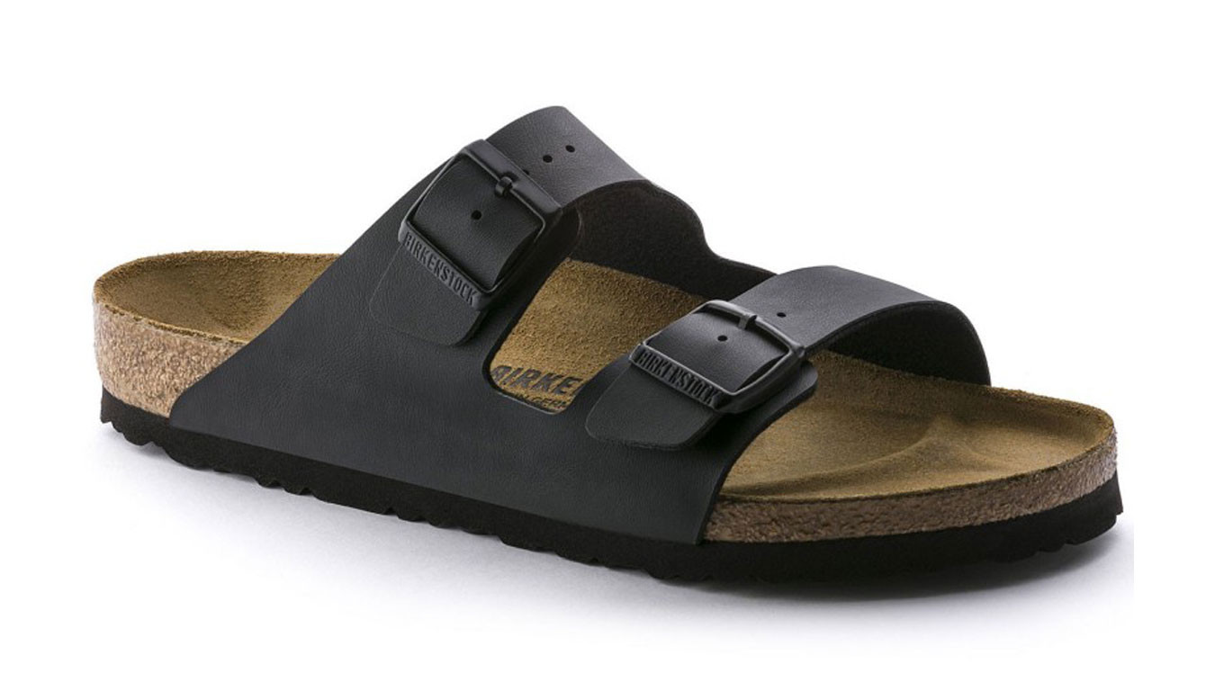 huge discount 24d19 2552e Birkenstock Arizona BS Black Narrow Fit