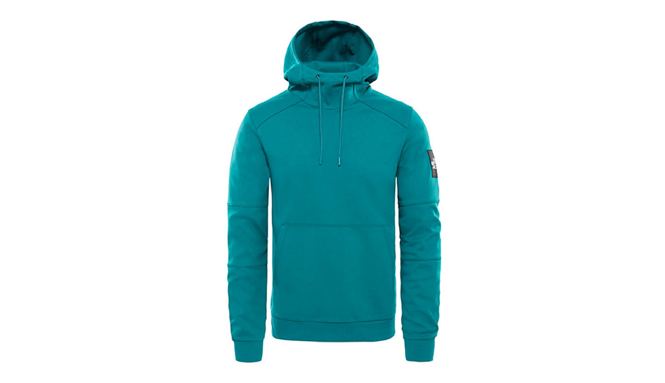a935dfcc15 The North Face M Fine Box Hd Everglade